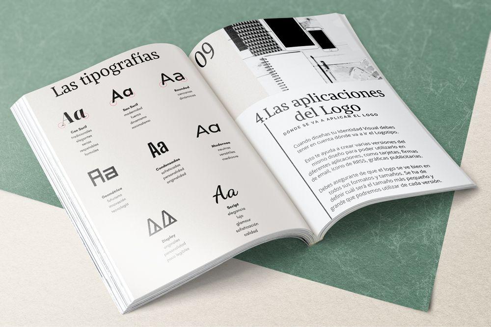 cómo diseñar un logotipo, logotipo para tienda de ropa, tipografía corporativa
