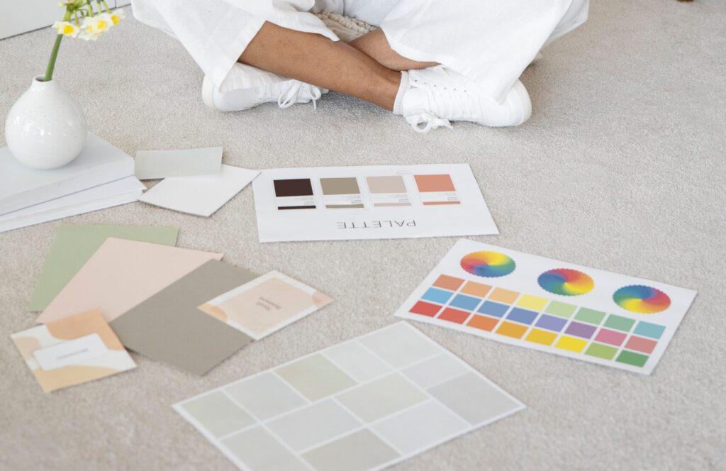 branding para moda y belleza, manual de marca, manual de identidad corporativa, paleta de colores corporativos, estrategia de marca